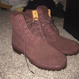 Timberland water proof boots